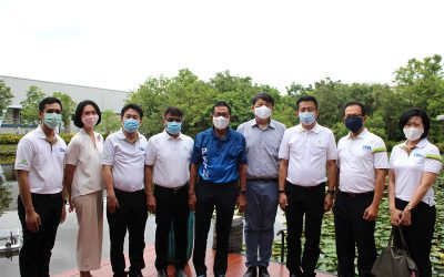 BETAGRO executives visited plant